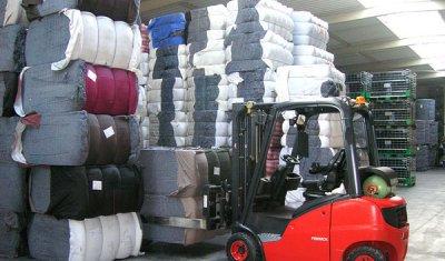 Entrepôt de stockage de palettes et de marchandises proche de Sélestat