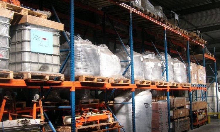 Société de stockage et logistique à Hilsenheim