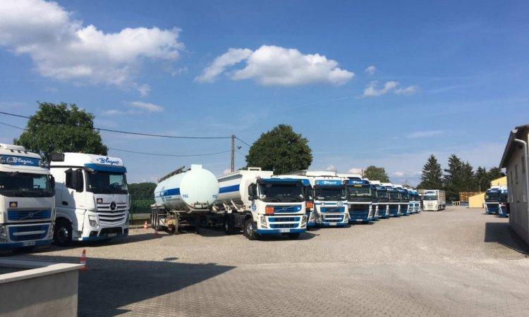Véhicules de transport longue distance à Hilsenheim